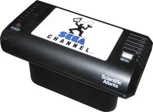 Sega Channel cartridge