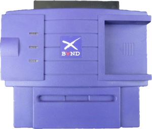 XBAND for Super NES