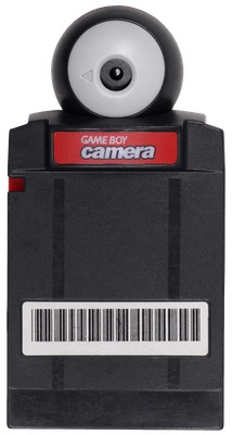 Photo of Game Boy Camera