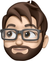 Memoji of Mark